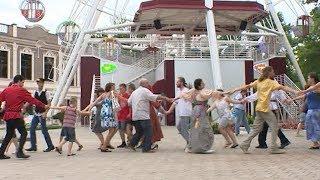Развлекательные программы предложит краснодарцам город на этих выходных