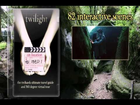 twilight on Location - The twi-hards Ultimate Travel Guide CD-ROM
