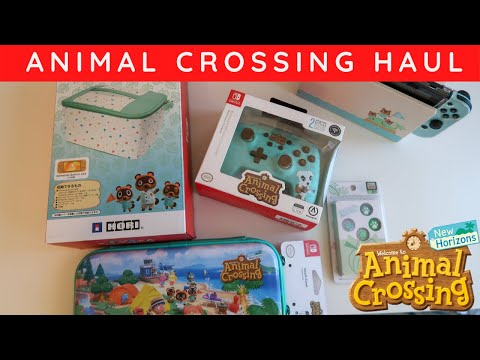animal-crossing-accessories-for-the-nintendo-switch- -hori,-powera-&-more!