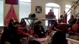 2016 Diwali Pahat in Atlanta - Sant Vahate Krishna Mai