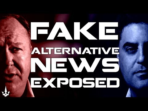 Fake Alternative News Exposed! (Full Documentary)
