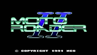 The Best of Retro VGM #267 - Moto Roader II (PC Engine) - In-Game Track 1