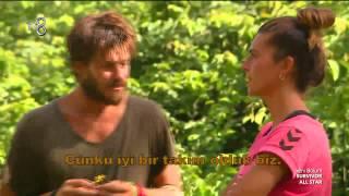 Hakan ve Merve Sonraki Oyuna Odaklandılar - Survivor All Star (6.Sezon 81.Bölüm)