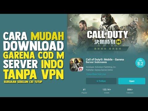 CARA MUDAH DOWNLOAD GARENA COD Mobile di Android - Tanpa VPN, (Baca Deskripsi) - 동영상