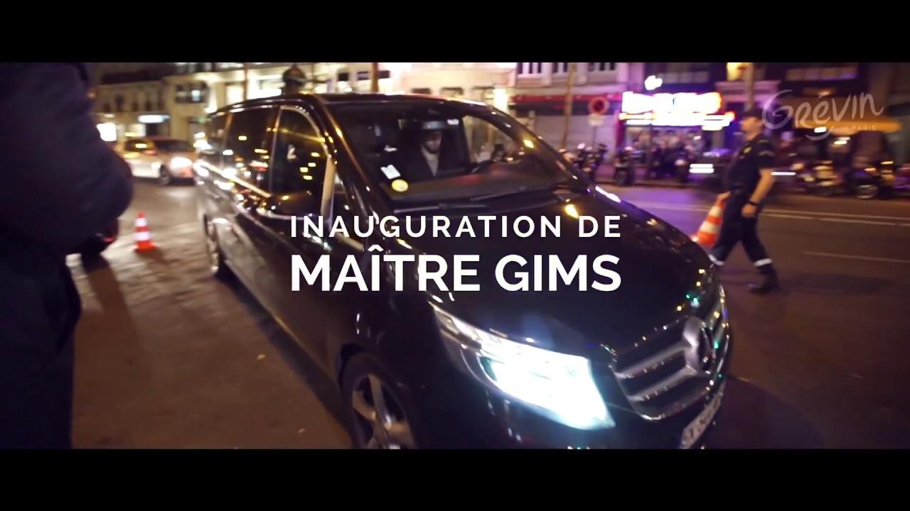 Maître GIMS - Sapé comme jamais à Grévin depuis le 2 octobre 2017