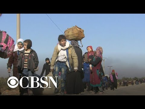 CBS News foreign correspondent Debora Patta reflects on reporting from Syria – CBS World News
