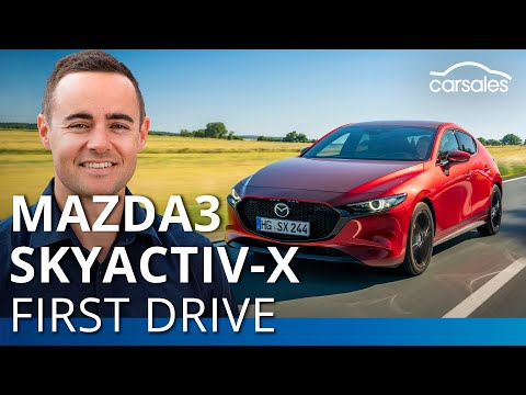 2019 Mazda3 SKYACTIV-X Review - First Drive | carsales