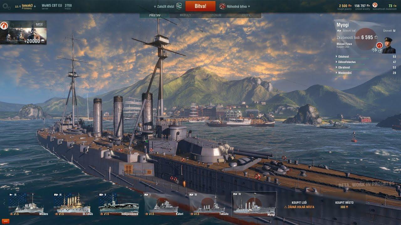 Download World of Warships CZ - Záznam streamu z 13.3.2015 (s tuccym)
