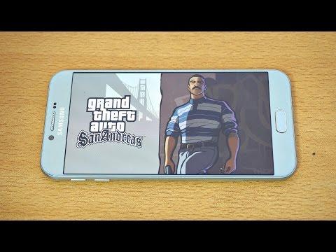 Samsung Galaxy A8 (2016) Gaming Review GTA San Andreas! (4K)