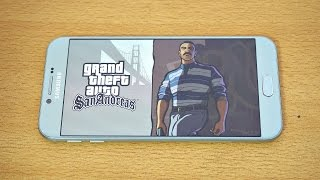 Samsung Galaxy A8 (2016) Gaming Review GTA San Andreas! (4K)