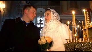 Свадьба поздней осенью