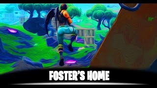 Only 90s Kids Will Get This Fortnite Montage - Foster's Home (Joey Trap) #ReleaseTheHounds