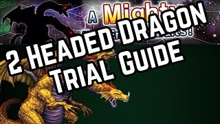 Download lagu Final Fantasy Brave Exvius Attack of the 2 Headed Dragon Trial Guide MP3