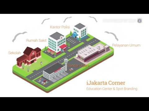 Pemrov DKI Luncurkan Aplikasi Perpustakan Digital i-Jakarta Digital Library