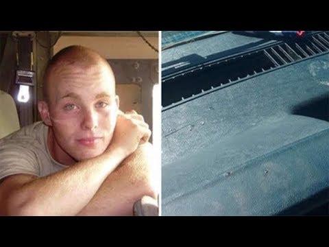 Polis Ölü Oğlu Gibi Görünen Adamı Durdurur, Birkaç Saniye Sonra Arabanın Ön Panosundaki Şeyi Görür