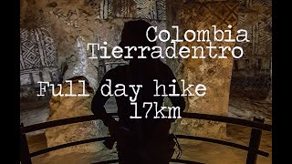 Tierradentro | Colombia | Full day hike 17km | DJI Osmo Action 4K