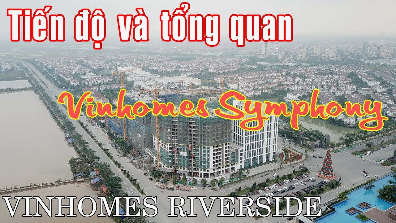 Tổng thể Vinhomes Symphony Long Biên