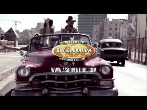 A.S.Adventure - Dr. Livingstone - Billboard Cuba