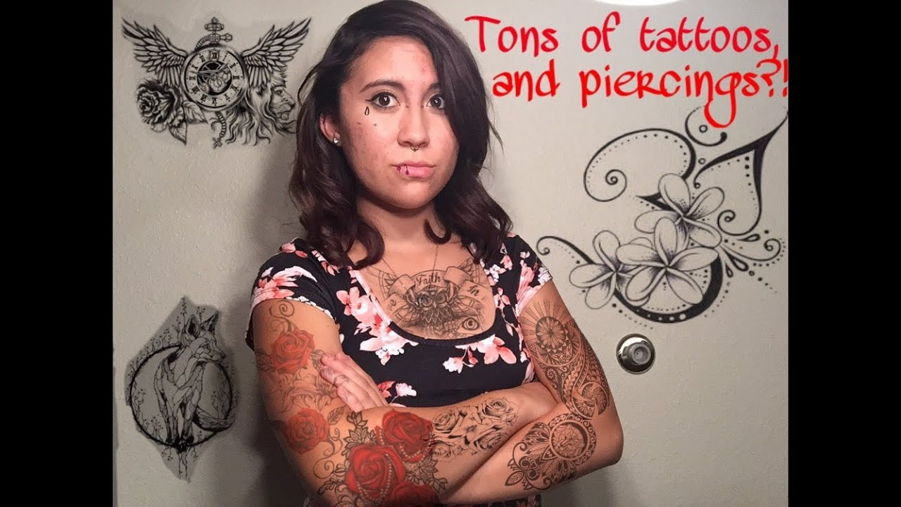 how tattoos and piercings influence one's Tattoos and body piercing - the longevity of an influence from society one notable case is the lizard man.