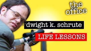 Dwight Schrute LIFE LESSONS - The Office US