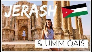 TRAVEL DIARY: JERASH & UMM QAIS, JORDAN!
