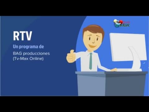 17-RTV---NOTICIAS-ACTUALIDAD--07-dic-2017-Tv_Max -Live Máximo Paz SF AR