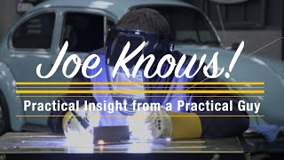 Joe Knows! Top 3 Things YOU NEED to Start TIG Welding Today! Eastwood