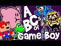 ABCs of Nintendo Game Boy - 1 Game for Every Letter