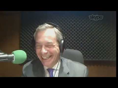 The Nigel Farage Show: Genral Election - Election Fraud. Live from California LBC 16th March 2017