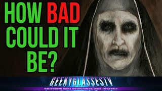 The Nun Horror Movie Review - How Bad Could it Be?