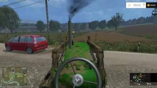 Old Streams Farm for Farming Simulator 15   'Pigs for sale'