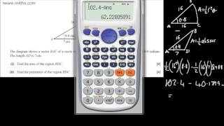 q5 core 2 c2 ocr may june 2013 as past maths paper exam mathematics solutions