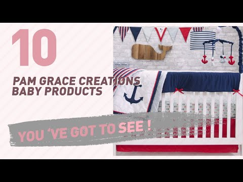 Pam Grace Creations Baby Products Video Collection // New & Popular 2017