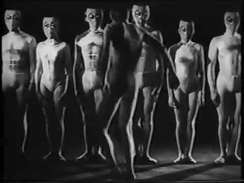 Театр пантомимы Модриса Тенисона, Литва, Каунасс, 1972 г.