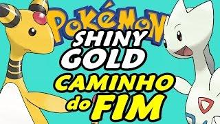 Pokémon Shiny Gold (Detonado - Parte 16) - Insígnia da Clair e Caminho do Fim