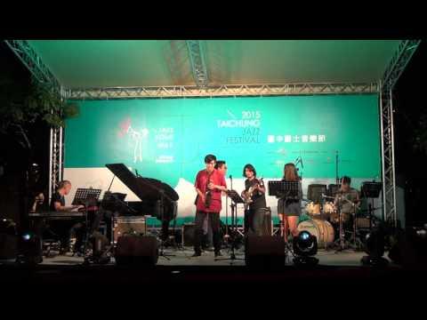 20151026台中爵士音樂節 FLY FUSION BAND