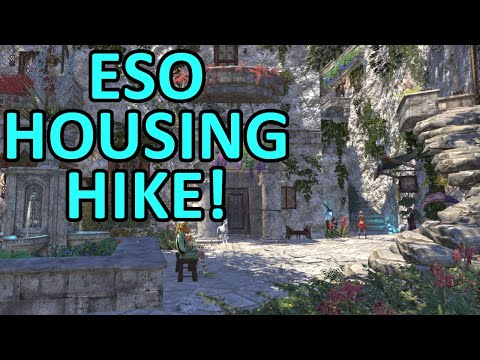 ESO | Housing Hike! Touring homes and getting decoration inspiration! January 18, 2019
