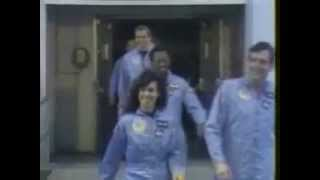 Remembering Challenger and her Crew - STS 51 L