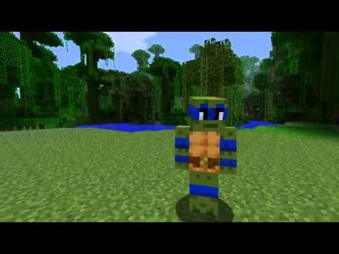 Top Minecraft Skins Teenage Mutant Ninja Turtles ... - YouTube