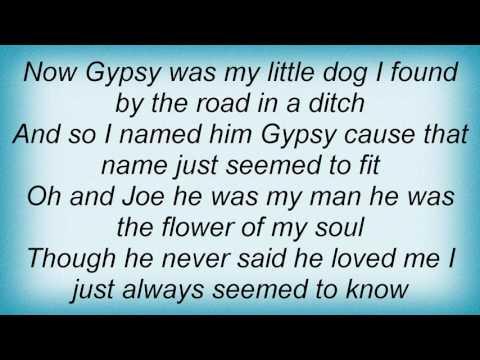 Skeeter Davis - Gypsy Joe And Me Lyrics