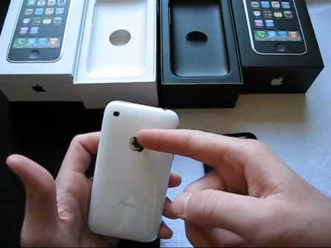 iphone 3g 16gb vs iphone 3gs 16gb