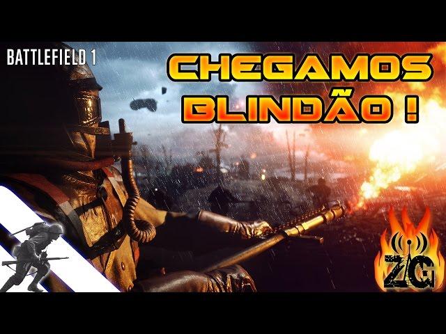 Battlefield 1 - Chegamos BlindÃo