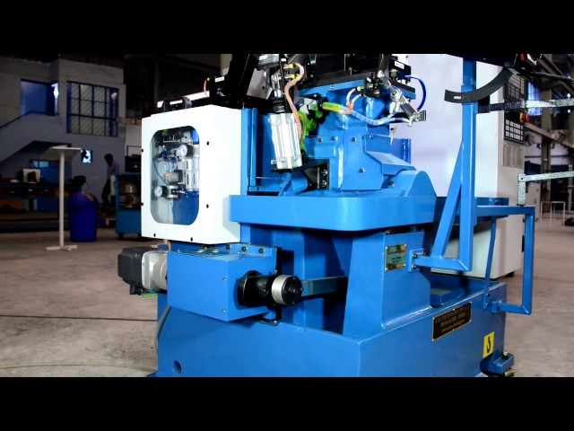 CNC-Stößelendschleifmaschine