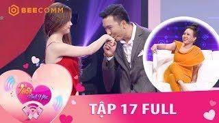 Việt Hương, Nhan Phúc Vinh cười quặn ruột trước tình huống này của cặp đôi | Tần Số Tình Yêu tập 17