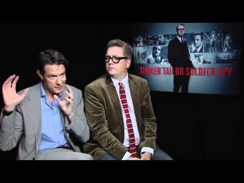 Tomas Alfredson And Peter Straughan On Tinker Tailor Soldier Spy | Empire Magazine Mp3