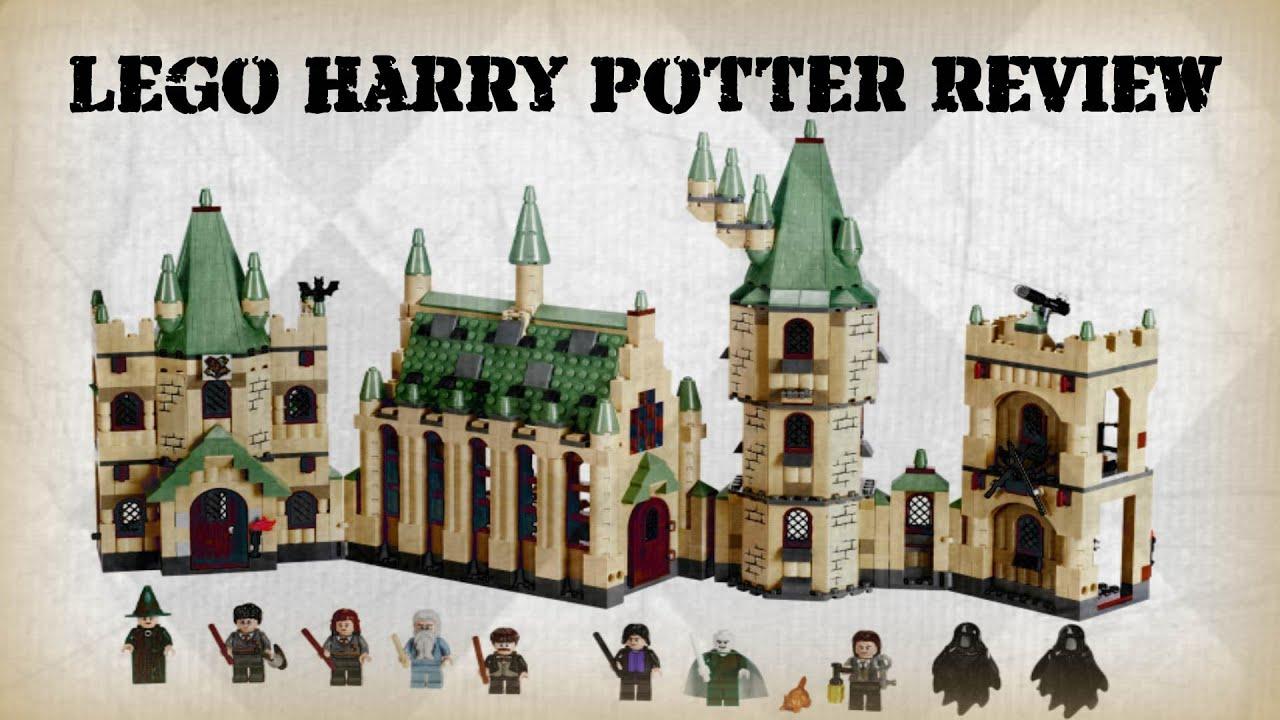 lego harry potter 2010 hogwarts castle 4842 review youtube. Black Bedroom Furniture Sets. Home Design Ideas