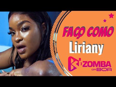 Liriany - Faço Como [Kizomba 2017]