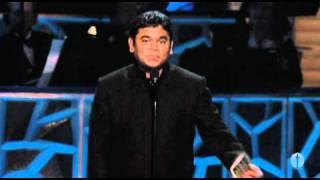 A.R. Rahman Winning Original Score: 2009 Oscars