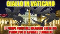 """CENSURATO IN ITALIA """"Orge gay con minorenni"""" Inchiesta su dossier e ricatti in Vaticano"""