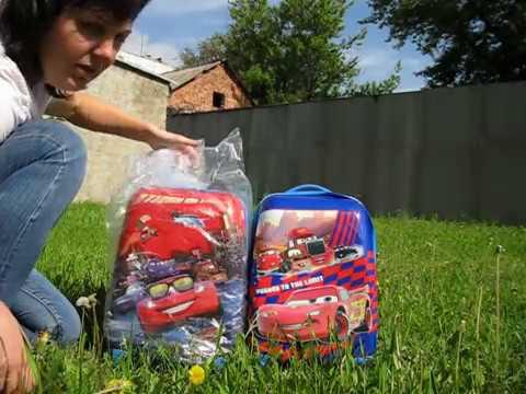 Детские чемоданы на колесах - сравнение качества, цены.